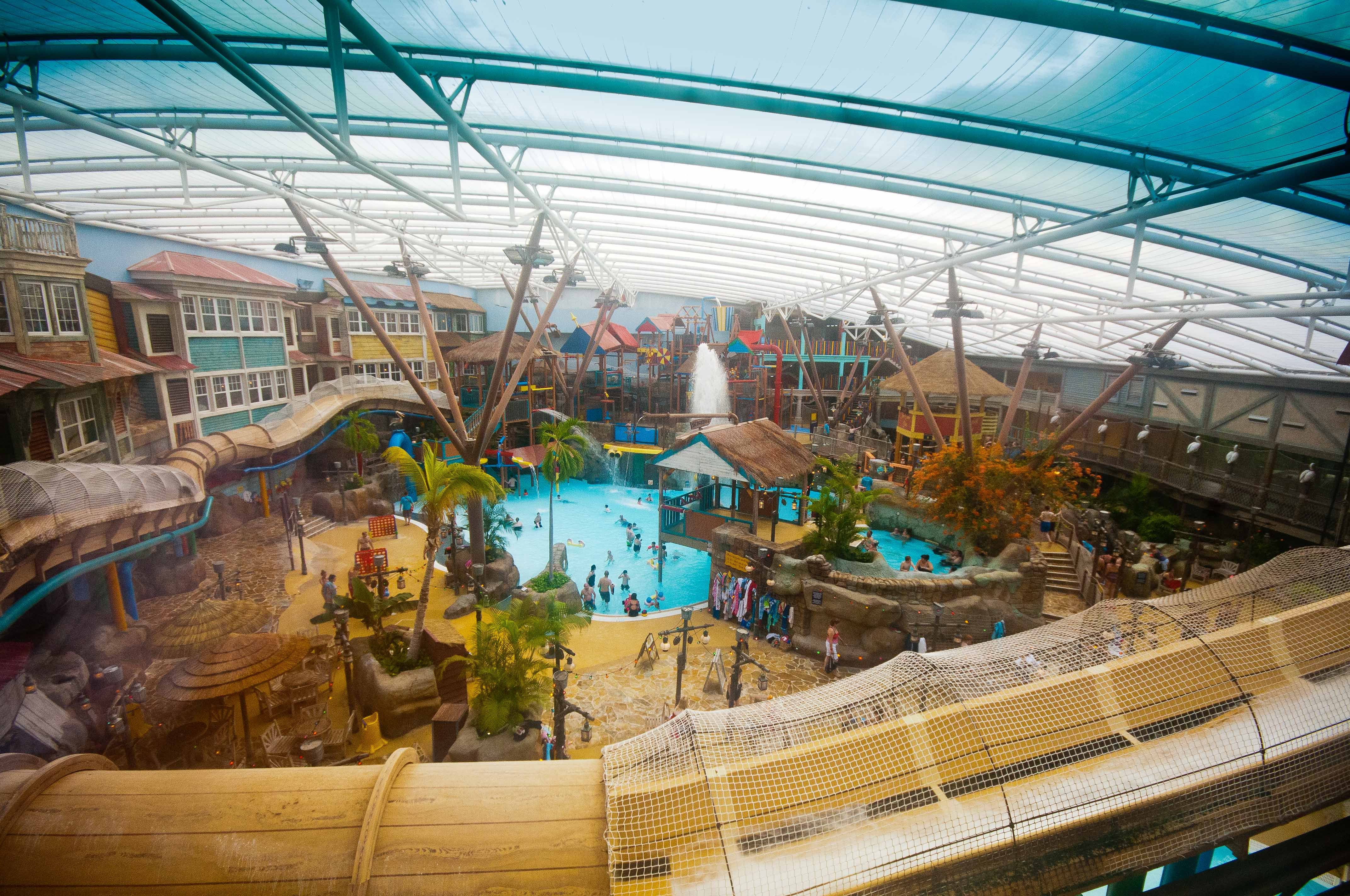 Alton Towers Waterpark Image