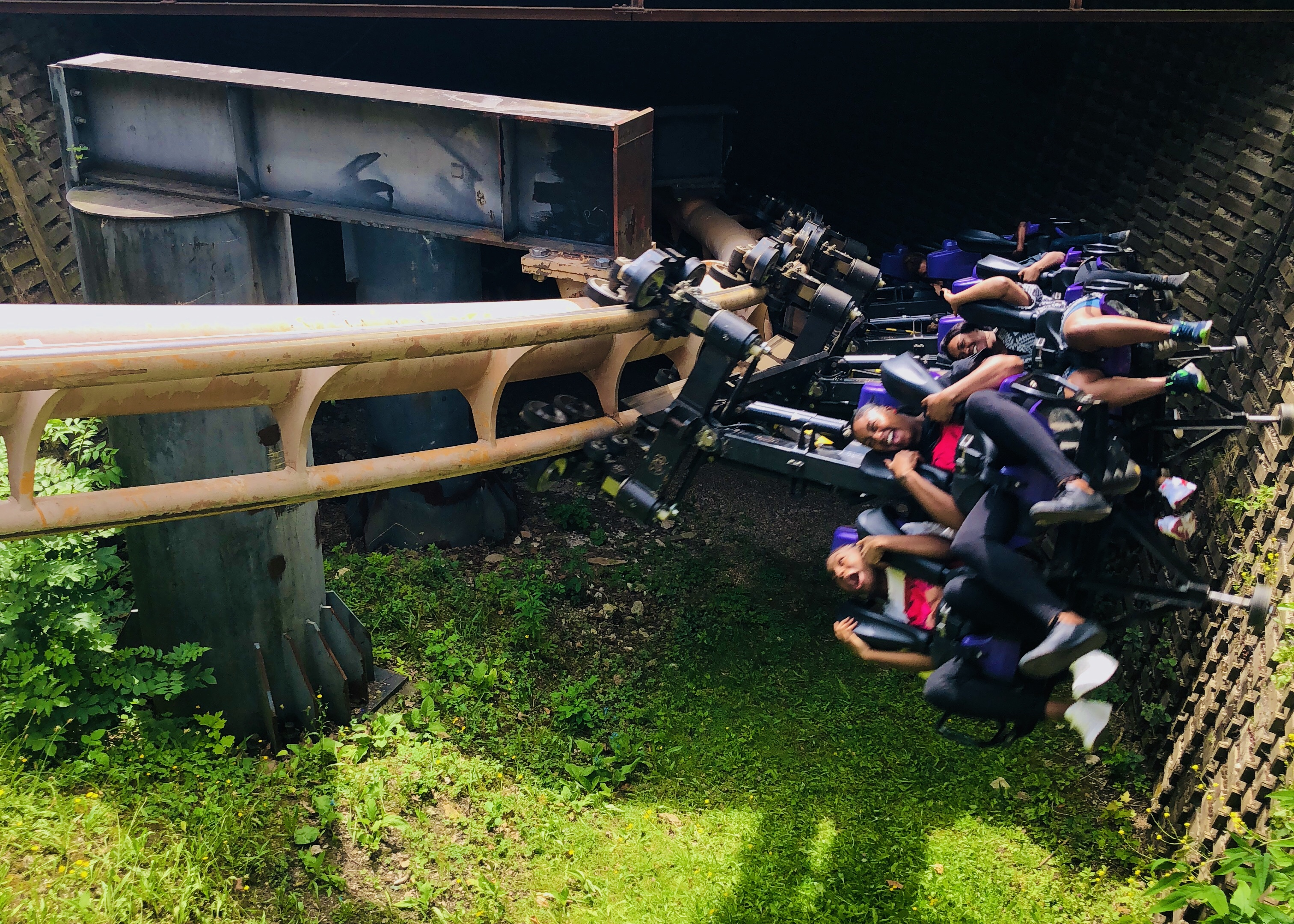 top 10 uk coasters vampire chessington world of adventures