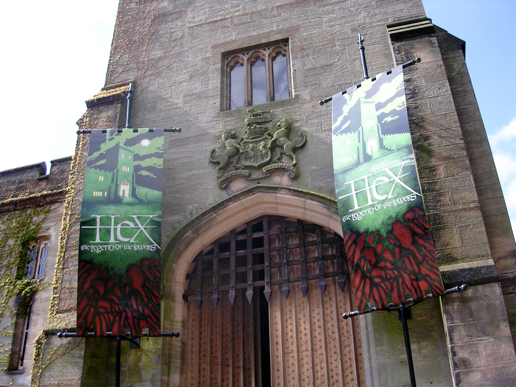 Hex-Entrance