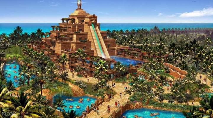 Aquaadventure Waterpark, Dubai