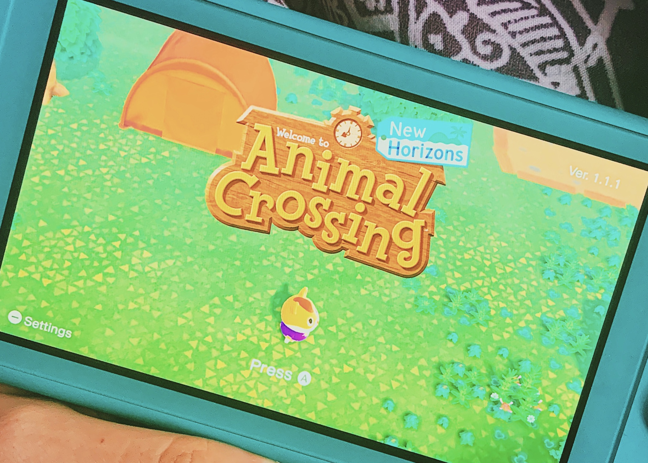 animal crossing new horizons nintendo switch lite