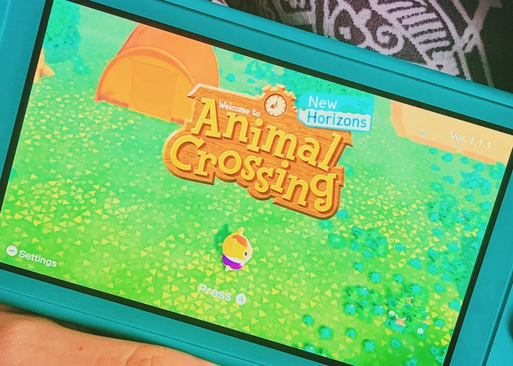 animal crossing new horizons nintendo switch lite