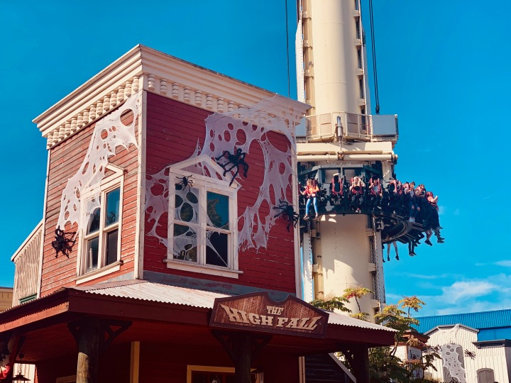 high fall movie park germany