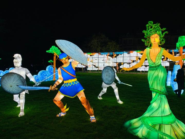 festival of light review