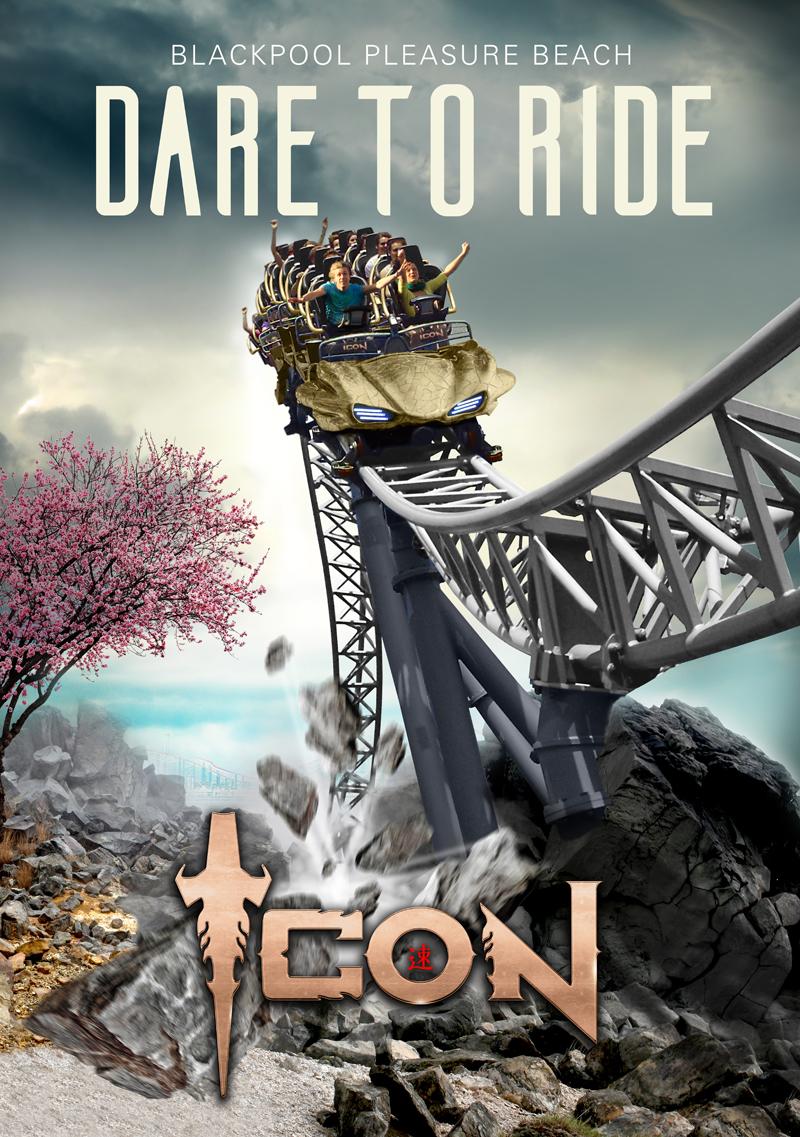 ICON Dare to Ride