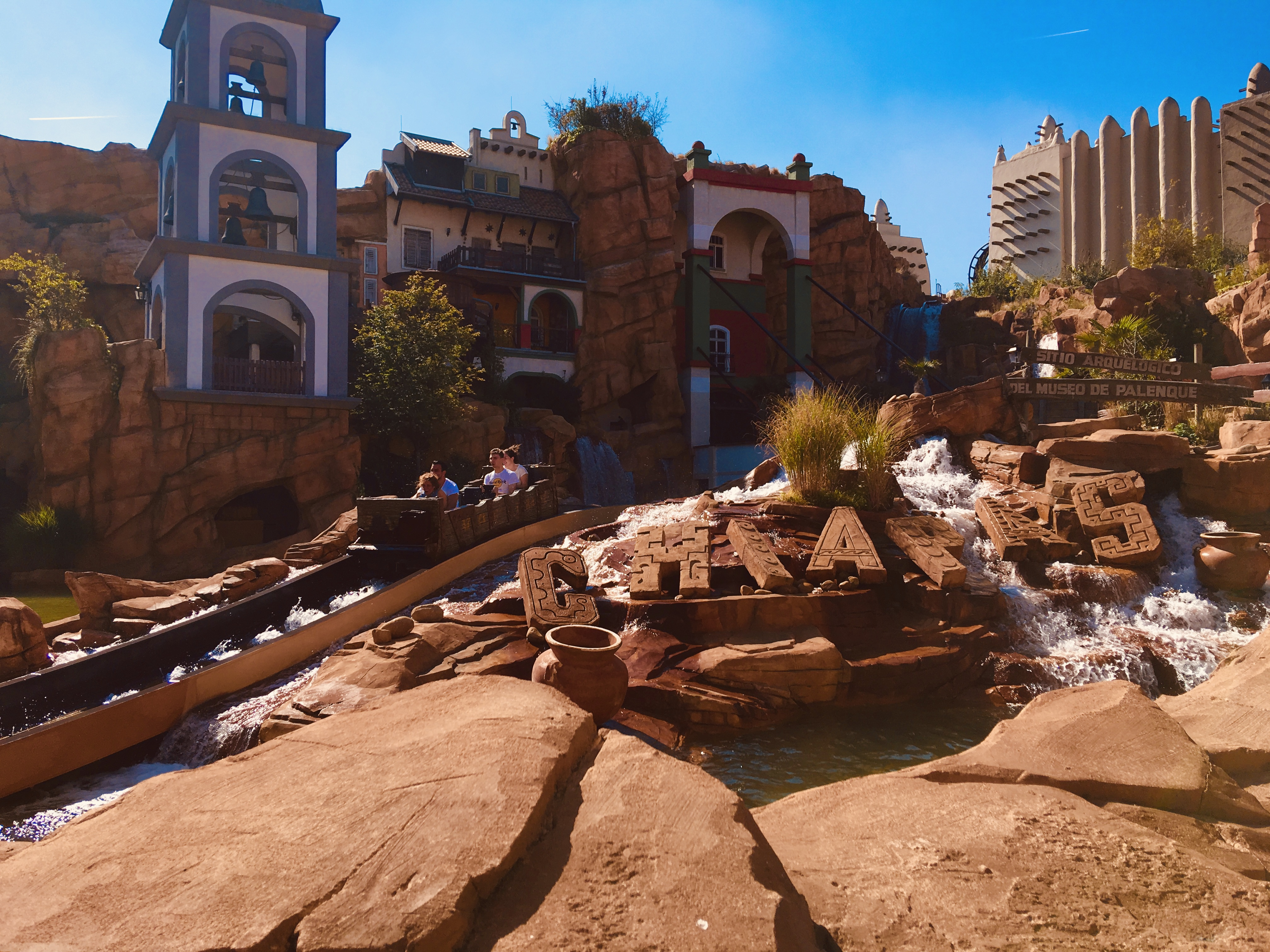 theme park favourites chiapas