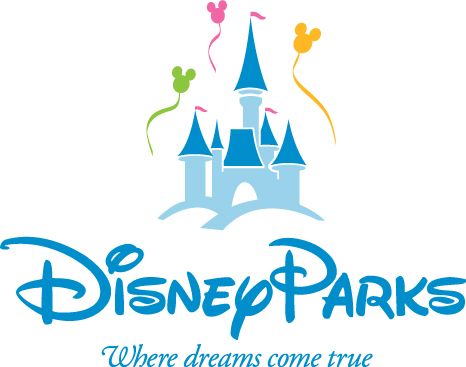 Disney Parks Where Dreams Come True Logo