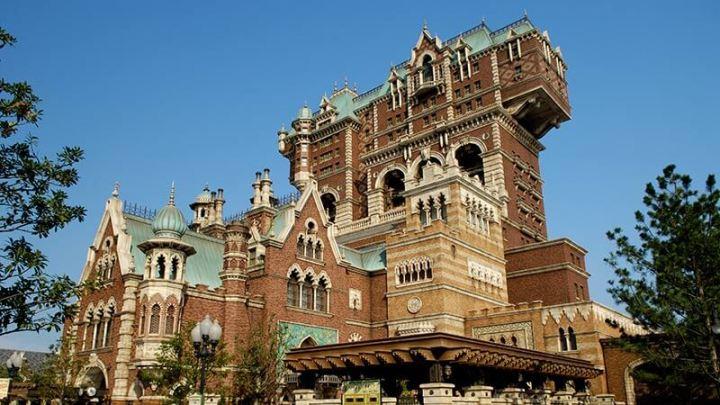Tokyo Disneysea Tower of Terror my disney parks bucket list