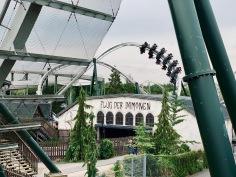 lottie travels trip highlights flug der damonen heide park