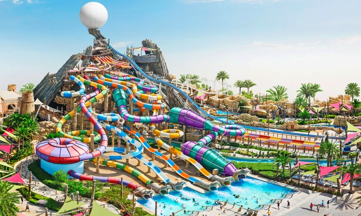 Yas Waterworld, Abu Dhabi United Arab Emirates
