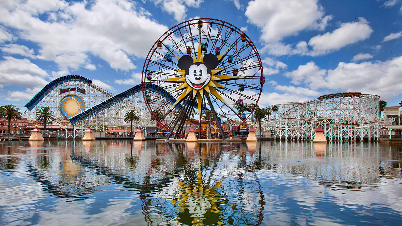 Disneyland California Adventure my disney parks bucket list