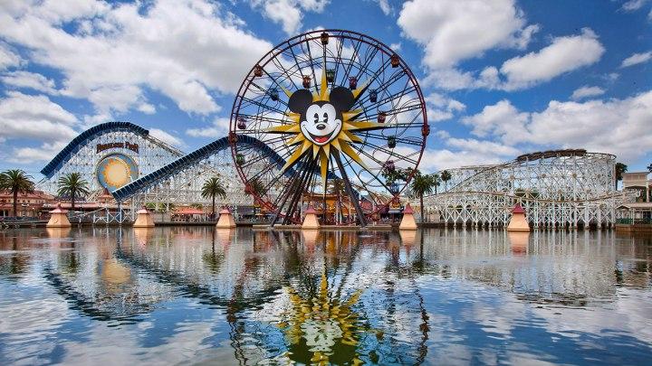 Disneyland California Adventure my disney parks bucket list