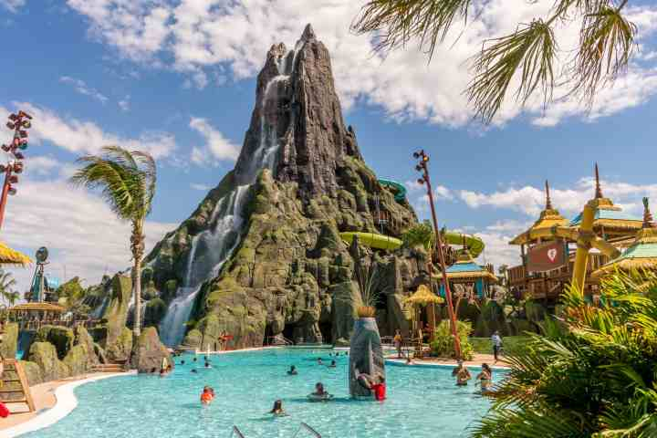 Waterpark Wish List