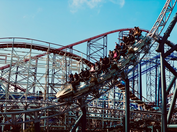 icon blackpool pleasure beach