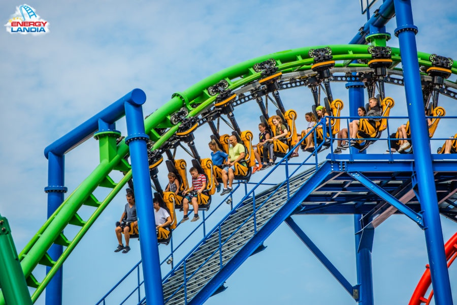 top 5 energylandia coasters