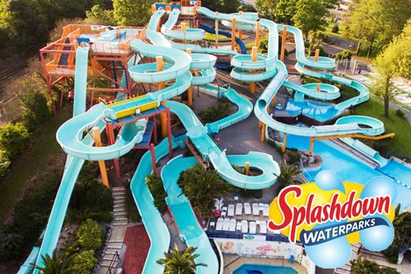 Splashdown Poole Slide Image