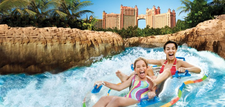 Aquaadventure Atlantis Waterpark, Bahamas
