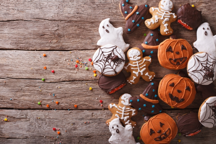 Merch Cookie Top 8 Reasons To Love Halloween Season