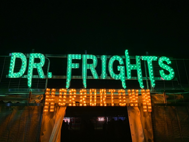 Dr Fright's Halloween Nights 2018 |Review