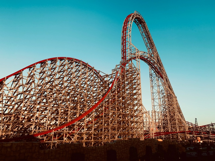 2019 review highs and lows zadra wooden rollercoaster energylandia