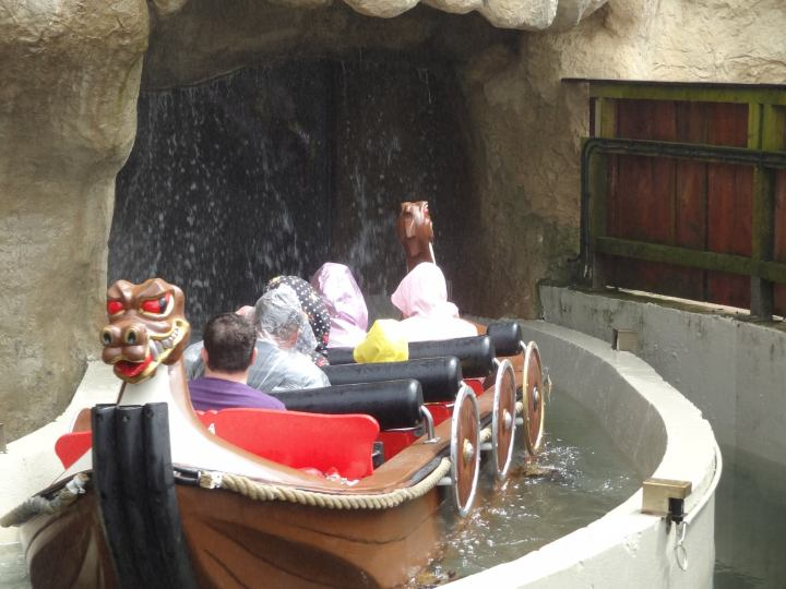 Favourite Water Rides